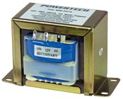12V - 30V, 100VA, 6A Multi-Tapped/Dual Type 2170 Transformer