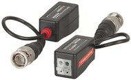 BNC to Cat5e/6 UTP AHD Video Balun Kit