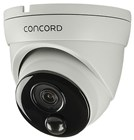 Concord AHD 5MP PIR Dome Camera