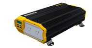 1500W (3000W) 12VDC to 240VAC Modified Sinewave Inverter with 2X2.1USB and LCD Display