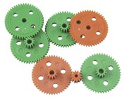 Gear Set and Spur Gear Set