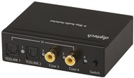 4-Way Digital Audio Switcher