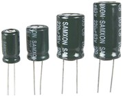 470uF 25VDC Low ESR Electrolytic Capacitor