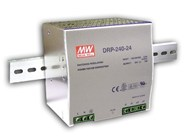 Meanwell 240W DIN Rail Mount Switchmode Power Supply W 24VDC 10A