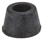 11mm Screw Fixing Rubber Feet - Pk.8