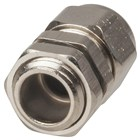 IP68 Nickel Plated Copper Cable Glands 3 to 6.5mm Pack of 2
