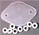 TO-3 Mica Transistor Insulating Washers - Pk.4