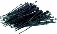 200mm Black Cable Ties - Pk.500