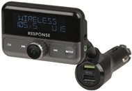FM Transmitter with Bluetooth® Technology and QuickCharge™ 3.0 USB