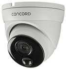 Concord AHD 4K PIR Dome Camera