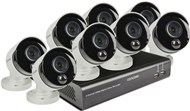 Concord 8 Channel HD DVR Package - 8x1080p Cameras