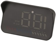 GPS Speedometer Head Up Display with OBDII Data