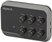 Audio Mixer with Bluetooth® Technology