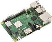 Raspberry Pi 3B+ Single Board Computer