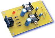 Short Circuits Three Project -  Regulated +12V Power Supply
