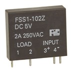 Solid State Relay - 5VDC Control AC Load