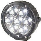 "6,300 Lumen 6.5"" Solid LED Driving Spotlight"