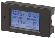 AC Power Meter with LCD