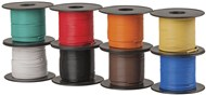 Light Duty Hook-up Wire Pack - 8 colours