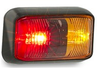 Vehicle Clearance Lights - Red/Amber