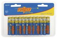 AAA Eclipse Alkaline Battery Bulk Pack - Pack of 24