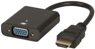 Travel HDMI to VGA + Stereo Audio Converter
