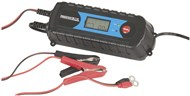 4 Stage 6/12V 4A Battery Charger with LCD Display