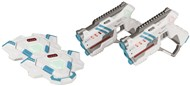 Laser Tag Battle Gun & Vest 2 Pack
