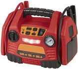 12V 18Ah Jump Starter With Air Compressor and Inverter