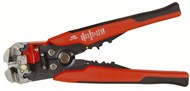Heavy Duty Wire Stripper / Cutter / Crimper with Wire Guide