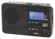 AM/FM/SW Rechargeable Radio with MP3
