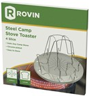 Camps Stove Toaster 4 Slice