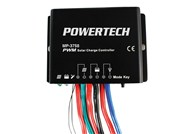 12/24V 20A PWM Solar Charge Controller with Timer Function IP67
