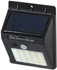 Motion Sensor LED Light with Solar Charging