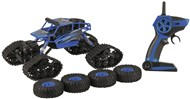 1:18 R/C 2-In-1 Rock & Dirt Crawler