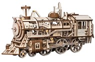 Locomotive Wood Construction Kit