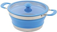 Collapsible 3L Cook Pot with Lid