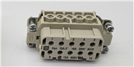 Harting 10A 10Way Female Insert