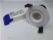 ECOLUME dimmable LED downlight 4000k 50degree