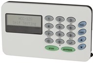 Wireless LCD Keypad to Suit Home Automation Systems