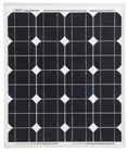 40W 12 volt solar panel with flyleads - 620x535x35mm