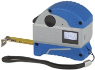 30m Laser Distance Meter with 5m Tape Measure