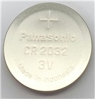 220mAh CR2032 Lithium Manganese Dioxide Button Cell