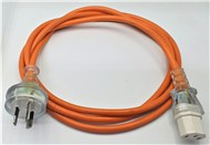 Medical Power Cable 240V To Iec Org - 2M