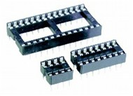 28 Pin Production (Low Cost) IC Socket