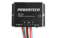 12/24V 10A PWM Solar Charge Controller with Timer Function IP67