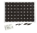 160W Recreational Solar Package