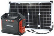 Portable Power Centre and 40W Solar Package