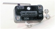 SPDT 250VAC 10A Micro Switch with Lever