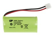 Uniden Cordless Phone Battery 2.4V Ni-MH 650mAh CTB96 - 65AAAH2BMJ